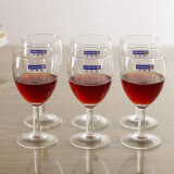 Luminarc 乐美雅 实威红酒杯 190ml *6只 *4件 104元包邮(合26元/件)