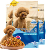 疯狂的小狗 小型犬狗粮 鸡肉口味 1.5kg *8件 179.2元 包邮(合 22.4元/件)