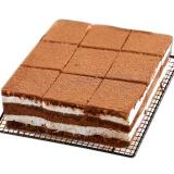 京东PLUS会员:Jon Donaire 约翰丹尼 特制提拉米苏蛋糕 720g 84.9元,可优惠至42.4元