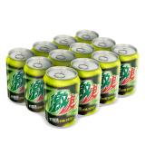 限京津蒙:Pepsi 百事可乐 激浪 柠檬味 汽水碳酸饮料 330ml*12罐 *2件 26.85元(2件7.5折)