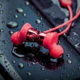 海威特(Havit)I39系列蓝牙耳机运动无线跑步入耳式耳塞 双耳立体声重低音手机通用耳麦 幸运红 59元