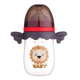 小白熊 天使系列 玻璃奶瓶 240ml *3件 137元包邮(合45.67元/件)