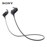 索尼(SONY)重低音防水蓝牙运动耳机 MDR-XB50BS 黑色 289.00