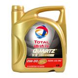 Total 道达尔 快驰9000 超高性能全合成机油 0W30 A3/B4级 4L 248元