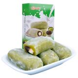中国台湾进口欧儿牌抹茶红豆牛奶味卷心麻薯饼(糕点)150g *11件 87.9元(合7.99元/件)