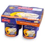 帕斯卡 Pascual 杏子和芒果味 全脂风味酸奶 4*125g 7.52元