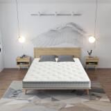 22点开始:京造 乳胶3D弹簧床垫 150*200cm 1499元包邮(前50件)