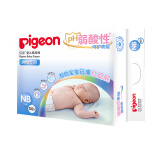 贝亲(Pigeon)弱酸系列纸尿裤NB102片(0~5kg) 55.5元