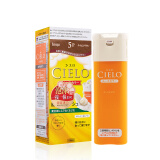宣若(CIELO)染发摩丝5P 深纯棕色(植物染发剂摩丝一抹黑泡沫染发霜日本进口染发膏)送吹风机 *3件 176.4元(合58.8元/件)