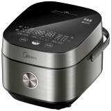 PLUS会员:Midea 美的 MB-DHZ4001XM 4L IH电饭煲 2849元(需用券)