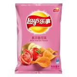 乐事 Lay's 薯片 真浓番茄味 75克 *3件 13.65元(合 4.55元/件)