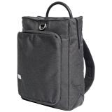 法国乐上(LEXON) 双肩包时尚电脑包 商务笔记本包14英寸 深灰色 *2件 490.5元(合245.25元/件)