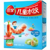 三全 速冻水饺 儿童水饺 虾仁胡萝卜口味 300g (42只 早餐 火锅食材 烧烤 饺子) *8件 99.2元(合12.4元/件)