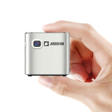 22日0点、历史低价:AODIN 澳典 M19 微型投影仪 1279元包邮(需用券)