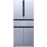 西门子(SIEMENS)469升 风冷无霜 多门中字冰箱 零度 家居互联 (冷霜银)BCD-469W(KF86NA296C) 10500元