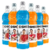 OSHEE 傲西 维生素功能饮料 750ml*6瓶 60元,可优惠至30元