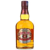 Chivas 芝华士 12年 苏格兰威士忌 500ml*5件 *2件 174.4元包邮(下单立减,合87.2元/件)