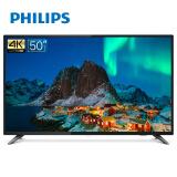 PHILIPS 飞利浦 50PUF6093/T3 50英寸4K 液晶电视 1799元