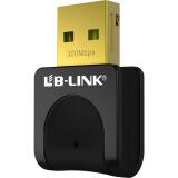 必联(LB-LINK)BL-WN300 300Mbps迷你USB无线网卡 台式机笔记本随身wifi接收器 路由器wifi接收信号23.9元 23.90