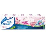 Kleenex 舒洁 迷你手帕纸 3层10包 玫瑰印花 *10件 49元(合4.9元/件)