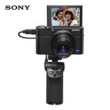 SONY 索尼 RX100 M3G 数码相机 (黑色、24-70mm、2010万、1英寸)