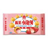中国台湾义美草莓小泡芙57g *15件 108.5元(合7.23元/件)