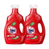 奥妙(OMO) 天然酵素除菌除螨 洗衣液 3kg+3kg 69.9元