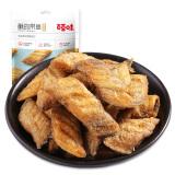 百草味 酥的带鱼 50g *6件 42.84元(合 7.14元/件)