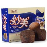 康师傅妙芙蛋糕巧克力192g(新老包装随机发送) *15件 102.5元(合6.83元/件)