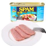 SPAM 世棒 午餐肉罐头 清淡味 340g 26.8元,可双重优惠至13.4元