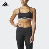 有券的上:adidas 阿迪达斯 Cross-Back BQ9930 女士运动内衣 59元(需用券)