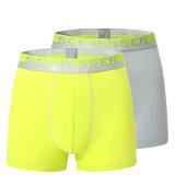 SCHIESSER 舒雅 男士平角内裤 2条装 低至39.3元(约合20元/条)