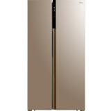 Midea 美的 BCD-655WKPZM(E) 对开门冰箱 655升 3098元包邮(需用券)