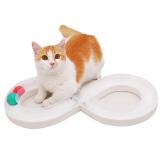 hoopet 华元宠具 8字猫隧道玩具 猫咪玩具 8.75元
