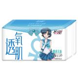 怡丽 (elis) 美少女战士透氧肌系列 羽感亲肤 棉柔丝薄护垫(150mm*40片) 4.70
