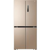 22日0点:Midea 美的 468L 十字对开门冰箱 BCD-468WTPM(E) 3299元包邮