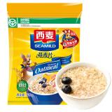 SEAMILD 西麦 即食燕麦片 618g *2件 9.9元(合4.95元/件)