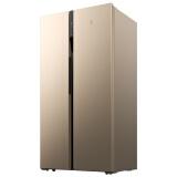 京东PLUS会员:VIOMI 云米 BCD-603WMSA 对开门冰箱 603L +凑单品 2653.5元包邮(需用券)