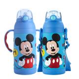 Disney 迪士尼 HC6028 儿童不锈钢保温杯 蓝色 *3件 167元(合55.67元/件)
