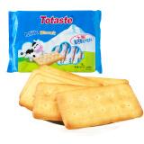 土斯(Totaste) 高钙香浓牛乳饼干 独立小包装 320g *12件 94.8元(合7.9元/件)