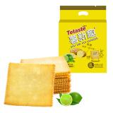 土斯(Totaste) 薯新趣青柠味薯片 薯条饼干蛋糕面包 独立小包装256g *11件 96.9元(合8.81元/件)
