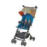 gb好孩子 婴儿车 婴儿推车 轻便折叠 可登机 斑马口袋车3系 蓝橙 POCKIT 3S-R306BO 1828元