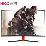HKC 惠科 G32 31.5英寸 VA曲面电竞显示器 (FreeSync、144Hz)1499元 1499.00