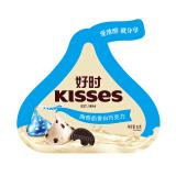 好时之吻Kisses曲奇奶香牛奶巧克力 82g *17件 102.3元(合6.02元/件)