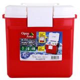 爱丽思(IRIS)车载保温箱冷藏箱 7升 CL-7 红色 *3件 124元(合41.33元/件)