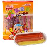 中国台湾进口 晶晶 果冻条(综合口味) 470g/袋 *7件 61.44元(合8.78元/件)