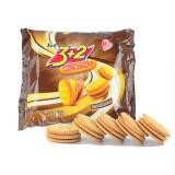 康师傅 3+2 酥松夹心饼干 花生巧克力味 354g *17件 102.3元(合 6.02元/件)