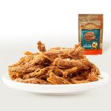 来伊份肉干肉脯休闲小吃特产美食手撕肉条108g/袋(新老包装随机发货) 6.56元