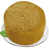 俄之诺 俄式提拉米苏生日蛋糕 黄奶油原味 420g *8件