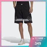 热款 | adidas 三叶草 短裤男休闲裤 DU8135 黑 下单价349限时抢购